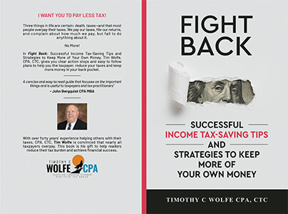Fight Back tax book